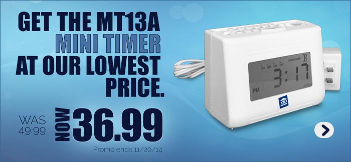 MT13A Mini Timer