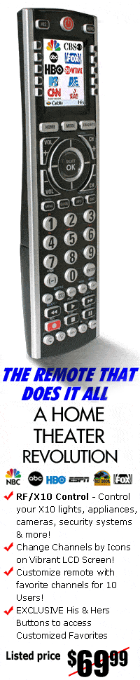 RECORD LOW PRICE: iconRemote RF
